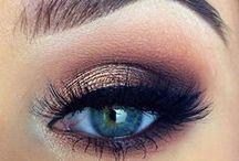 Makeup on fleak