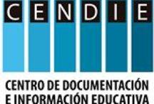 CENDIE (Centro de documentación e información educativa) / El Centro de Documentación e Información Educativa (CENDIE) es un servicio que reúne, analiza, procesa y difunde documentación e información educativa, con el objetivo de satisfacer las necesidades de docentes y responsables de la gestión educativa, en conexión permanente con diversas redes y en beneficio del trabajo colaborativo.