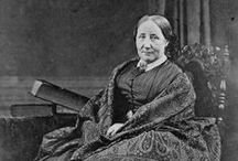 Elizabeth Gaskell / Images & quotes from the English writer, Elizabeth Gaskell. https://thelongvictorian.wordpress.com/