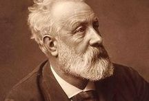 Jules Verne / Images & quotes from the French writer, Jules Verne. https://thelongvictorian.wordpress.com/