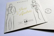 Esküvő / Esküvői ötletek, meghívó, asztalszámozás, menükártya, fotózás, köszönetajándék és minden, ami kellhet még!