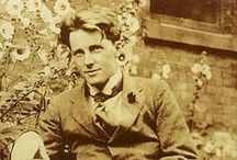 Rupert Brooke / Images & quotes from the English writer, Rupert Brooke. thelongvictorian.com