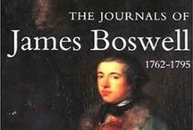 James Boswell / Images & quotes from the Scottish biographer & diarist, best known for his Life of Samuel Johnson (1791). thelongvictorian.com