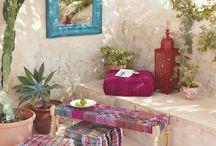 Colourful Homes / Sensuous living
