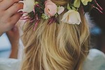 Beautiful Bridal and Prom Hairstyles / A collection of beautiful bridal and prom hairstyles that Myhairdressers.com loves.