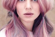 Stunning Hair Colour / A collection of stunning hair colour pins. From fabulous redheads to on trend festival chic looks.