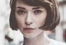 Bobs and Lobs / A collection of bob and lob haircuts that Myhairdressers.com loves.