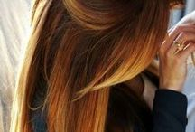 On Trend Fashionista Hairstyles / A collection of on trend fashionista hairstyles.