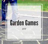 DIY Garden Games