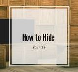 How to hide your TV