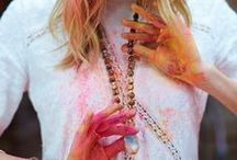 Bohemian Flare / Jewelry and inspiration with that chic bohemian flare