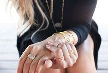 Rings / Ring bling. Stackables, statement, fine, classy, chunky...
