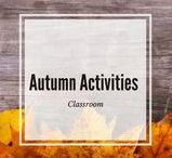 Classroom: Autumn Activities