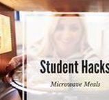 Student Hacks: Microwave Food