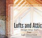 Lofts and Attics: Design Ideas