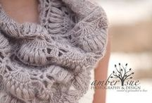 Crochet   Hats & Accessories / by Kelly A