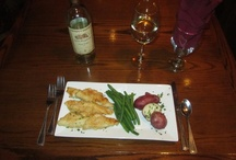Lino's Food / This board showcases our delicious, homemade entrees, appetizers, and desserts.