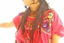 Vestidos Mexicanos <3