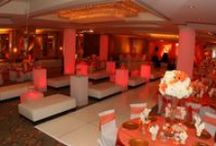 Events • Design Possibilities / Many floor plans & decor options available for your special event!