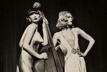My dream wedding / Gatsby-Old hollywood glamour wedding