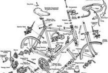 Bi Tri Mono cycles / by Paul Chou