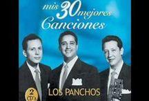 TRIOS PANCHOS Y TRIO SAN JUAN / JOHNNY ALBINO CANTABA CON EL TRIO SAN JUAN, Y DESPUES SE UNIO A TRIO LOS PANCHOS,CANTANTES DE PUERTO RICO. / by HILDA COLON