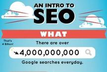 SEO / A collection of SEO (Search Engine Optimisation) resources.  / by Vorian Agency