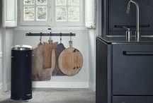 Wooden cutting boards / Eenvoud,stoer en een sieraad in je keuken.