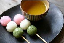 Wagashi/Japanese Sweets / by Tsubasa