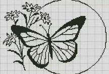cross stitch / by evelenna mauck
