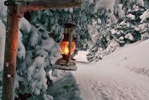 Snow/Wintertime / Love ice and snow