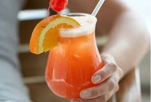 Island Cocktails / Just a few yummy drinks to get you into the mood for the Island lifestyle. / by Anna Maria Island Resorts