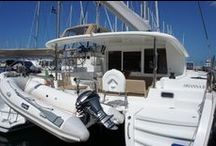 Our fleet / 26 bareboat yachts - for info and bookings contact us at info@boomerangcharter.com