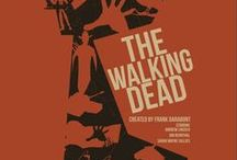 THE WALKING DEAD / Awesome movie/concert style poster art for the best show on the tube!  / by Joshua Diebel