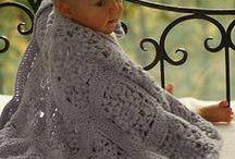 Crochet   Blankets / by Kelly A