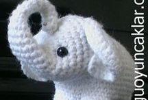 Crochet   Toys / by Kelly A