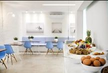 Restaurant / Privee Santorini - Stylish Hospitality & Weddings