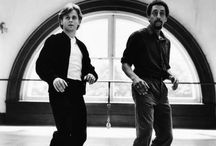 Baryshnikov & Hines / Loveee these two!  / by Lyssa