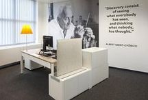 Pami | Projects | Janssen Pharmaceutica / Follow us on www.facebook.com/PamiOfficeFurniture