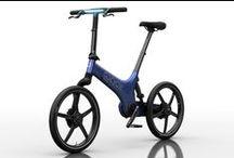 blauw als een gocycle - blue as a gocycle
