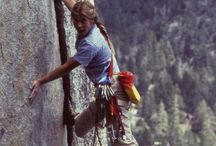 Sport Climbing and Bouldering