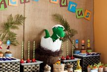 Dino Party - Dinomanie / Inspirations for Dinosaur party and diy Dino projects.