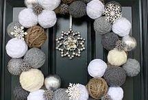 HOLIDAY // Christmas / Christmas ideas, crafiting + DIY