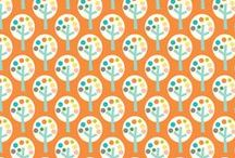 Fabrics I Love / Sift through this inspiring collection of colorful and patterned fabric choices and find the perfect fit for your next project. / by Dukes and Duchesses