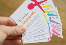 Business Card ideas that WOW / #business #businesscards #cards #marketing #advertising #socialmedia #billboards / by Go Celebrate Gift Baskets