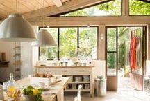 Sonoma cottage interior design / Looking for decorating inspiration