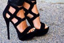 Shoes. / by Evelina Kvasov