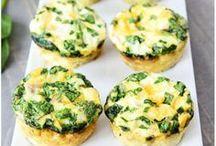 breakfast ideas / by Karin Salling
