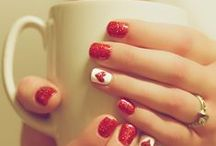 Magnificent Manicures / Cute nail polish designs or colors / by Kate Roflhai