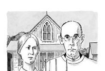 Art: American Gothic / by Ardith